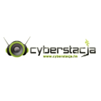 Logo of radio station CYBERStacja
