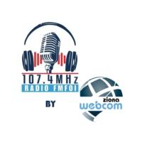 Logo of radio station FMFOI Radio