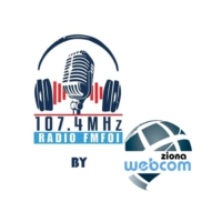 Logo of radio station FMFOI Radio