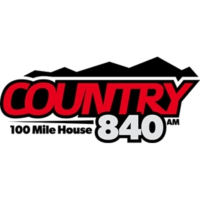 Logo of radio station CKBX Country 840