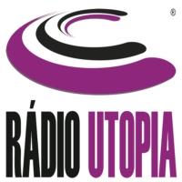 Logo de la radio Rádio Utopia