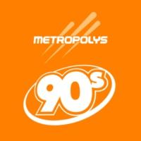 Logo de la radio Metropolys 90