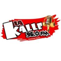 Logo de la radio La Kalle 96.0 fm
