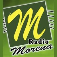 Logo of radio station RADIO MORENA FM