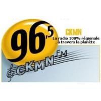 Logo of radio station CKMN