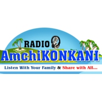 Logo of radio station Radio AmchiKONKANI