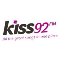 Logo de la radio Kiss92 FM