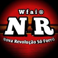 Logo of radio station Nova Revolução Só Forró