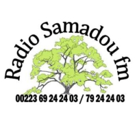 Logo of radio station Radio Samadou fm