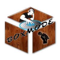 Logo of radio station Boxmode Rádió
