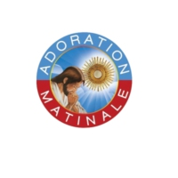 Logo of radio station ADORATION MATINALE