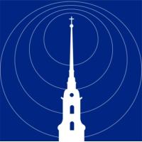Logo of radio station Радио Град Петров