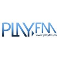 Logo de la radio PLAY FM 97.4 FM