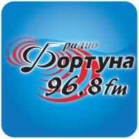 Logo of radio station Радио Фортуна 96.8 FM