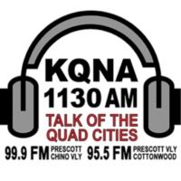 Logo de la radio KQNA 1130 AM