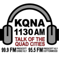 Logo of radio station KQNA 1130 AM