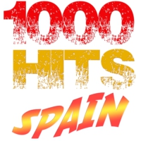 Logo of radio station 1000 HITS Spain