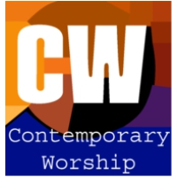 Logo of radio station AllWorship - Contemporary Worship