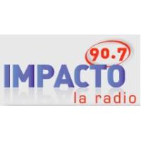 Logo of radio station Radio Impacto 90.7 FM