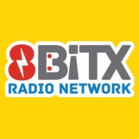 Logo of radio station 8bitX