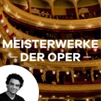 Logo of radio station Klassik Radio - Meisterwerke der Oper