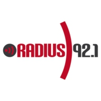 Logo of radio station Radius 92.1