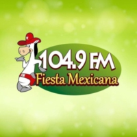 Logo of radio station XESO Fiesta Mexicana 104.9 FM