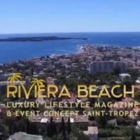 Logo de la radio Riviera Beach Radio
