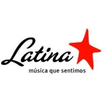Logo de la radio Fm Latina