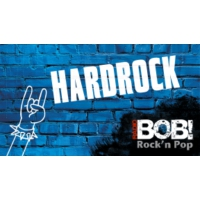 Logo de la radio Radio BOB! Hardrock
