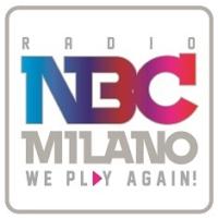 Logo de la radio NBC Milano