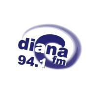Logo de la radio Diana Fm