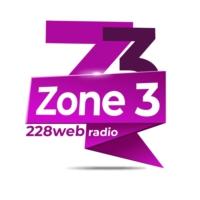 Logo de la radio RADIO ZONE 3