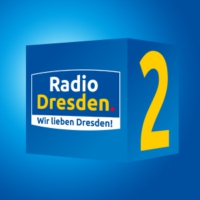 Logo of radio station Radio Dresden 2