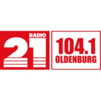 Logo de la radio RADIO 21 - Oldenburg