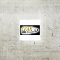 Logo of radio station CFAK