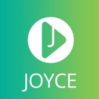 Logo of radio station Joyce