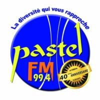 Logo of radio station PASTEL FM