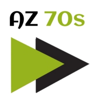 Logo de la radio A-Z 70s