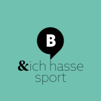 Logo of radio station & Ich hasse Sport. Von barba radio