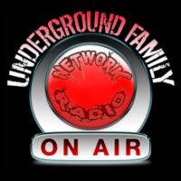 Logo of radio station Underground Family