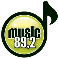 Logo of radio station Music 89.2 FM
