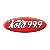 Logo of radio station KOLA 99.9