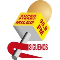 Logo of radio station Miled Radio Toluca 98.9 FM