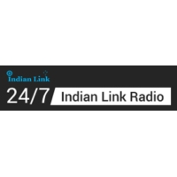 Logo of radio station India Link Radio
