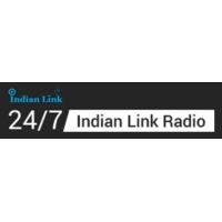 Logo of radio station India Link Radio