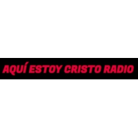 Logo of radio station Aqui estoy Cristo El Salvador