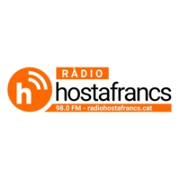 Logo of radio station Ràdio Hostafrancs