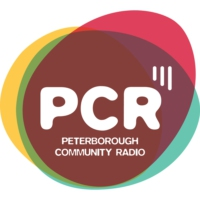Logo of radio station PCR FM