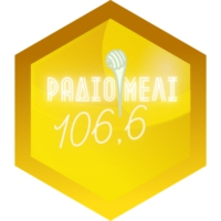 Logo of radio station Rádio Méli 106.6 - Ράδιο Μέλι 106.6